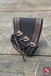 RFB Small holder - Zwart/Bruin