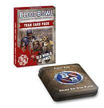 Blood Bowl: Old World Alliance Team Card Pack