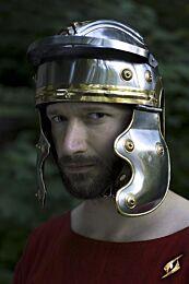 Roman Trooper - Polished Steel, M