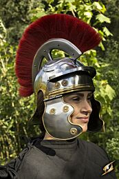 Roman Trooper With Plume - Rood, M