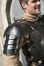 Shoulder Plates Dark Warrior