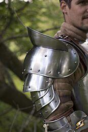 Shoulder Plates Giant Warrior - P. Steel