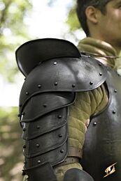 Shoulder Plates Giant Dark Warrior - Epic Dark