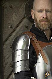 Shoulder Plates Mercenary