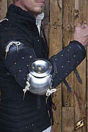 Splint Bracers - Zwart