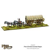 Pike & Shotte Covered Wagon