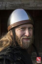 RFB Helmet - Polished Steel, M