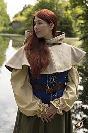 Hood - Medieval -  Beige