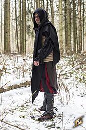 Cowl Altair - Zwart, One Size
