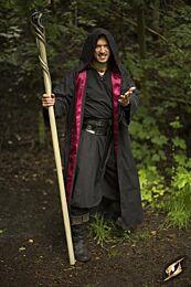 Magician Robe - Epic Zwart/Kastanjebruin