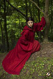 Robe Benedict - Donkerrood