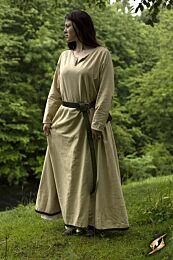Basic Dress -  Beige/Bruin