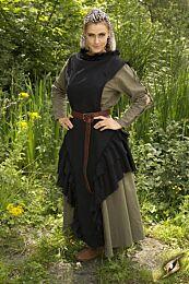 Raven Dress - Epic Zwart
