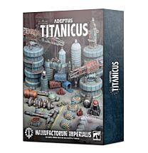 Ad/Titanicus: Manufactorum Imperialis