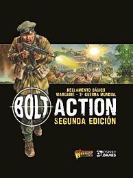 Bolt Action 2 Rulebook - Spanish version