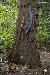 Elven Wing Axe, 150cm