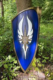 Elf Shield - Blauw - 120x55 cm