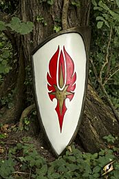Elf Shield - Rood - 120x55 cm