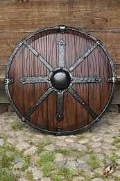 Krom Shield - Wood, ø95cm