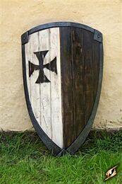 Templar Shield - 90x60 cm