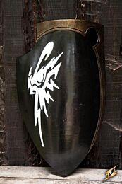 Drow Shield - 90x60 cm