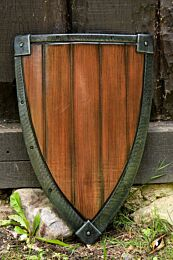 Crusader Shield - Wood - 70x50 cm