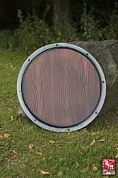 RFB Round Shield - Wood, ø50 cm