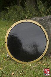 RFB Round Shield - Zwart/Goud, ø50 cm