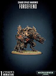 Chaos Space Marines Forgefiend