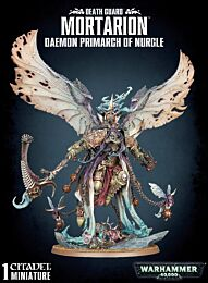 Mortarion: Daemon Primarch Of Nurgle