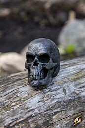 Small Skull - Steel