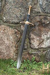 Bastard Sword Gold - 96 cm