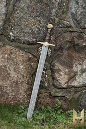 Knightly Sword Gold - 87 cm