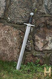 Knightly Sword Steel - 87 cm