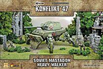 Soviet Mastodon Heavy Walker