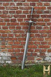 Bastard Sword Steel - 114 cm