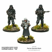 German Specialist Medic Team