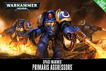 Easy To Build S/M Primaris Aggressors