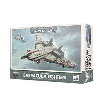 A/I: T'au Air Caste Barracuda Fighters