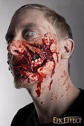 Zombie Cheek Torn