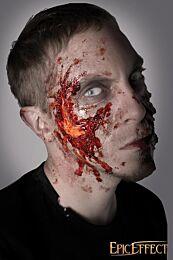 Zombie Cheekbone Exposed