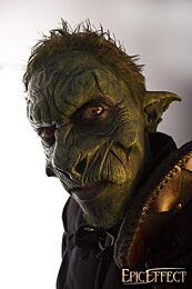 Orc Half Face - Groen