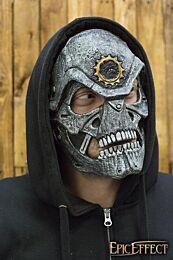 Metal Skull Trophy Mask, One-Size