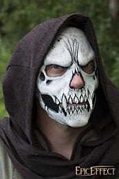 Skull Trophy Mask Ð Wit, One-Size