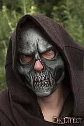 Skull Trophy Mask Ð Zilver, One-Size
