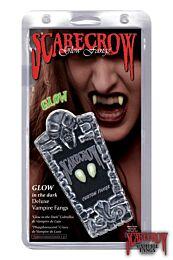 SC Vampire Fangs - Small, NightGlow