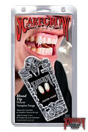 SC Vampire Fangs - Classic, Blood