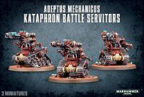 Adeptus Mech. Kataphron Battle Servitors