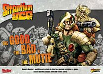 Strontium Dog: The Good the Bad and the Mutie
