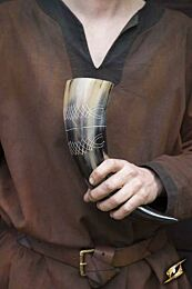 Chieftain drinking horn - Licht, 0,5L